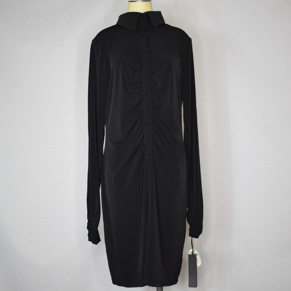 Karl Lagerfeld Dresses & Skirts - 🧨 Karl Lagerfeld   Impulse Black Dress   L